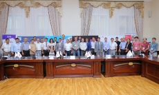 Конференция в честь 10-летия ФГ-ГРУПП